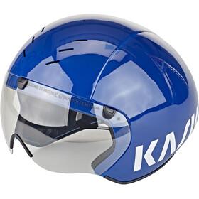 Kask Bambino Pro Fietshelm incl. vizier, blue